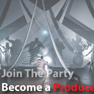 Join The Party - Become a Producer at 7 Stages Theatre