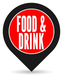 MAP ICONS_FOOD AND DRINK