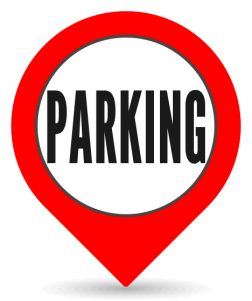 MAP ICONS_PARKING ICON