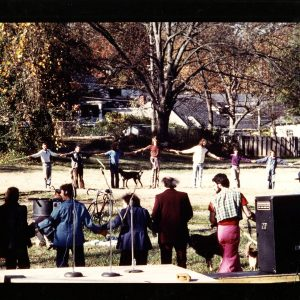 ProSun_ProEarth_AntiNuclear_Demonstration_Ritual_Atlanta_Georgia_November_7_1981
