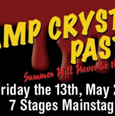 Showing at 7 Stages// Camp Crystal Pastie