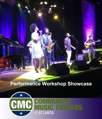 Community Music Centers of Atlanta presents CMC Atlanta Performance Workshop Showcase