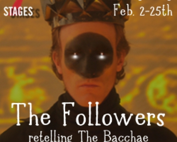 The Followers; A Retelling of the Bacchae