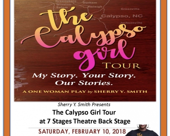 Sherry Y. Smith presents The Calypso Girl Tour