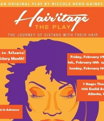 HAIRitage The Play…The Journey of Sistahs with Their Hair