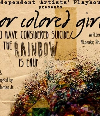 IA Playhouse presents For Colored Girls