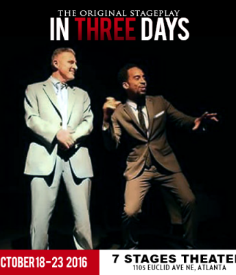 Ted Johnson & Jeannette Blackwell present In Three Days