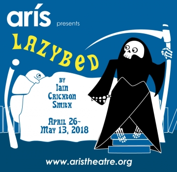 ARÍS presents LAZYBED by Iain Crichton Smith