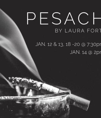 "UGA Theatre presents ""Pesach"""